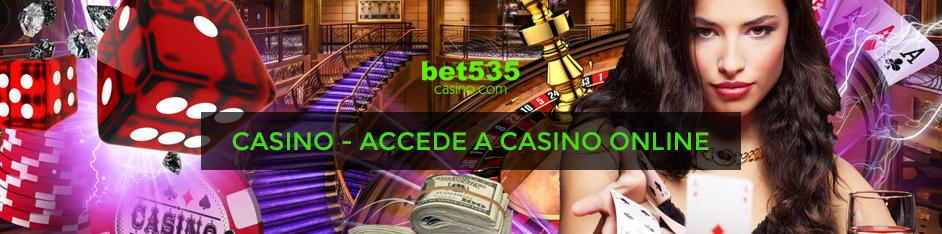Casino - Accede a Casino Online