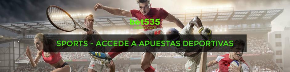 Sports - Accede a Apuestas Deportivas